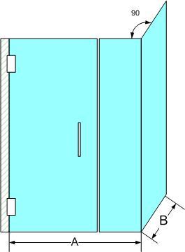 Standard Size For Shower Door - Best Showers Design