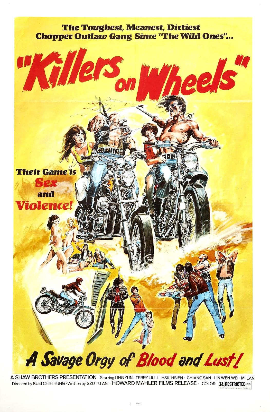 Killer jeans poster