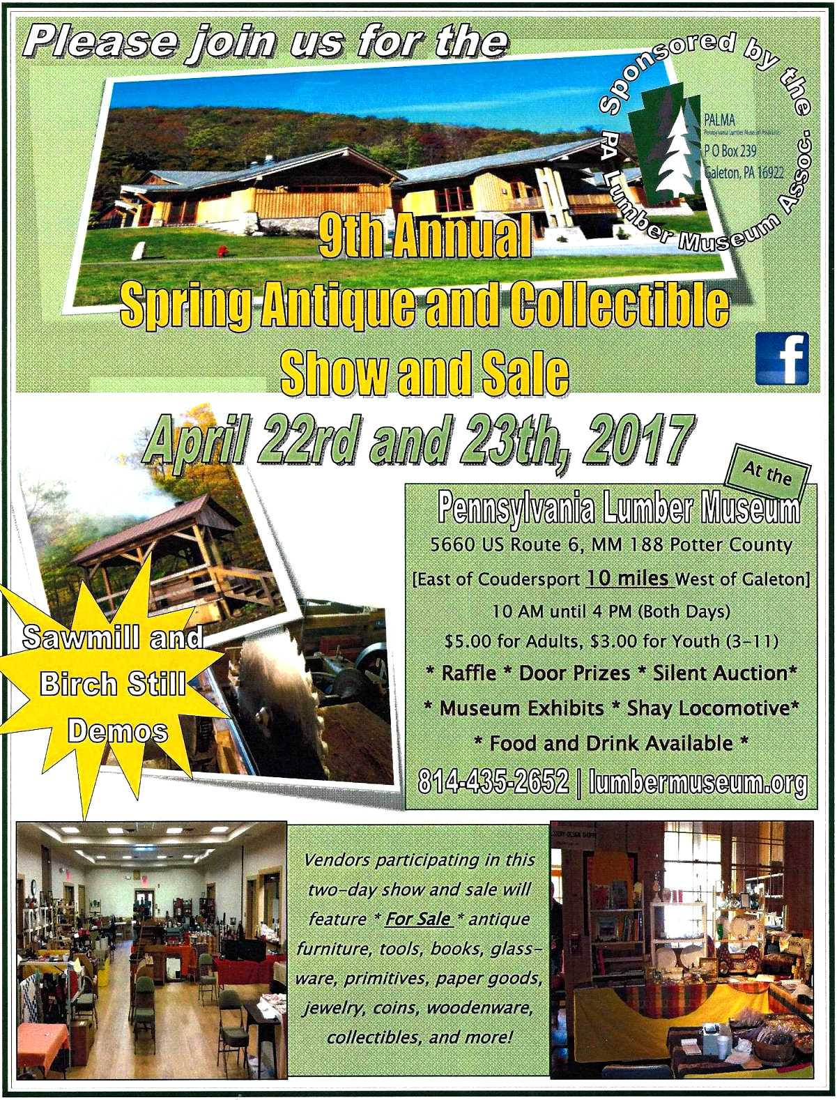 2017 Spring Show & Sale