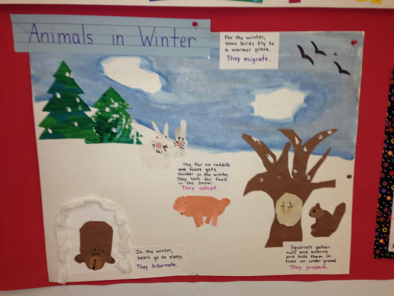 Mrs goff 39 s pre k tales hibernation for Hibernation crafts for kids