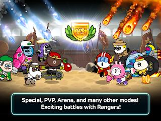 LINE Rangers v3.0.5 Apk