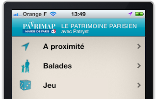 app Patrimap