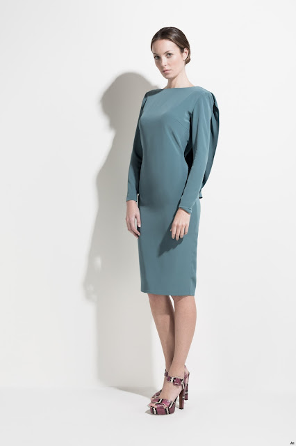 Modernos vestidos de cóctel