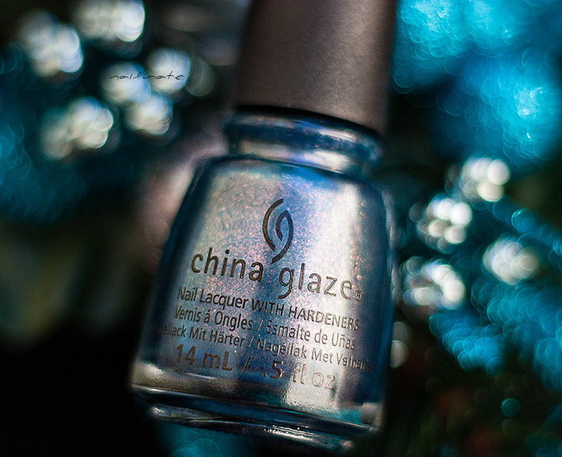 China Glaze December to Remember