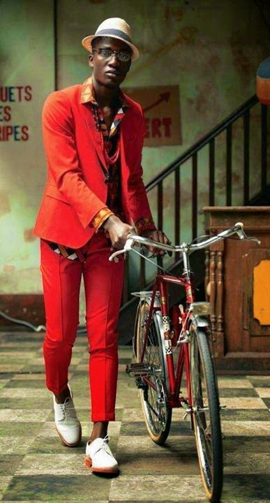 Men Fashion Trends (Two Pics)...
