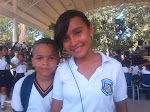 Felicitaciones a los niños Juan Diego Sierra y Astrid Ricardo Forero del grado 501 Jornada Mañana