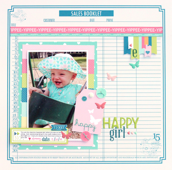 Meghann Andrew Chickaniddy Crafts Yippee Layout