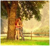 enamorarse de la misma persona todos los días, sin hacer antigüedad,