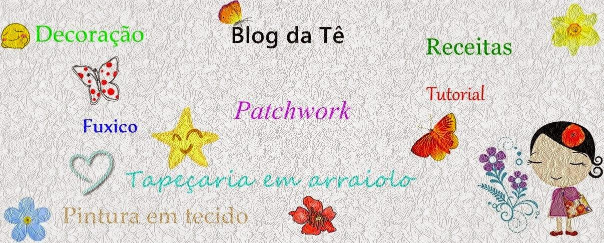 Blog da Tê