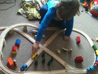 BigJigs Railset