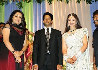 Ramya Krishnan Wedding Photos