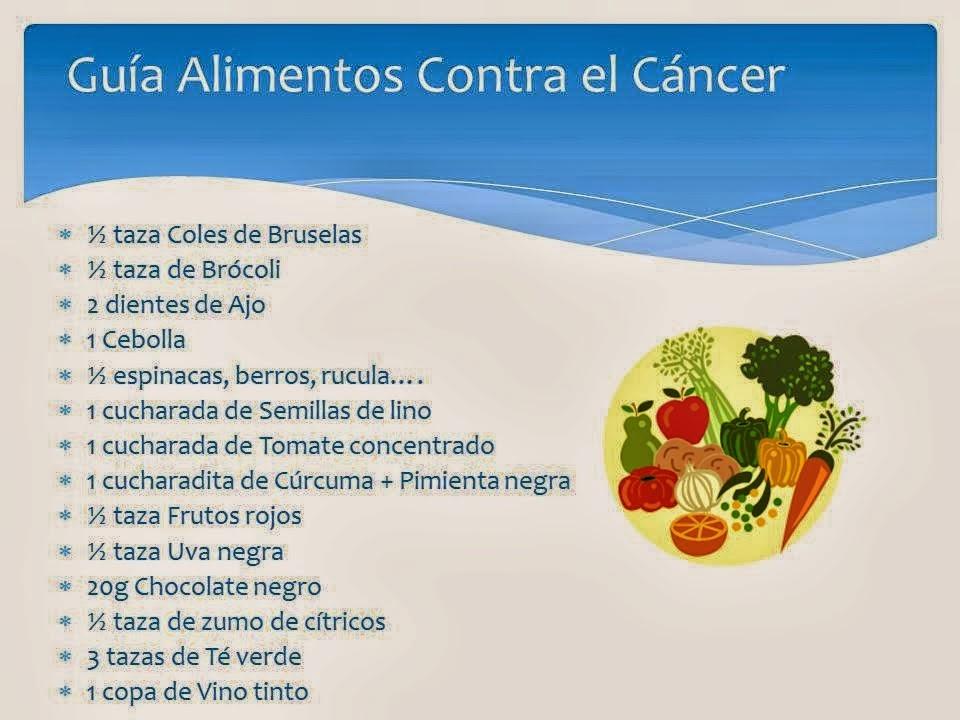 Qui n gana con tu enfermedad alimentaci n antic ncer bio madrid - Alimentos contra el cancer de mama ...