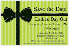 LADIES DAY OUT events. A ton of shopping fun!