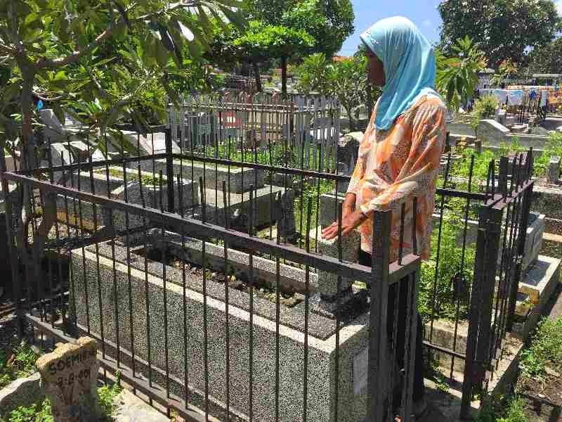gambar kuburan