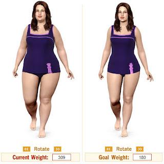 walking to lose weight stories