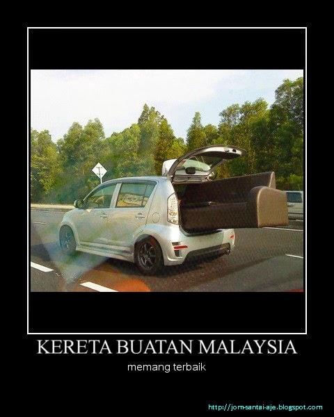 KERETA BUATAN MALAYSIA