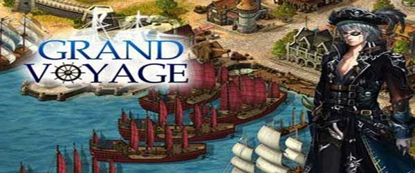 Grand Voyage Browser Game