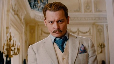 Mortdecai (Movie) - Teaser Trailer - Song / Music