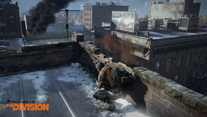 Tom Clancy's The Division Rooftops
