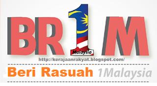 Bantuan Rakyat 1Malaysia (BR1M),
