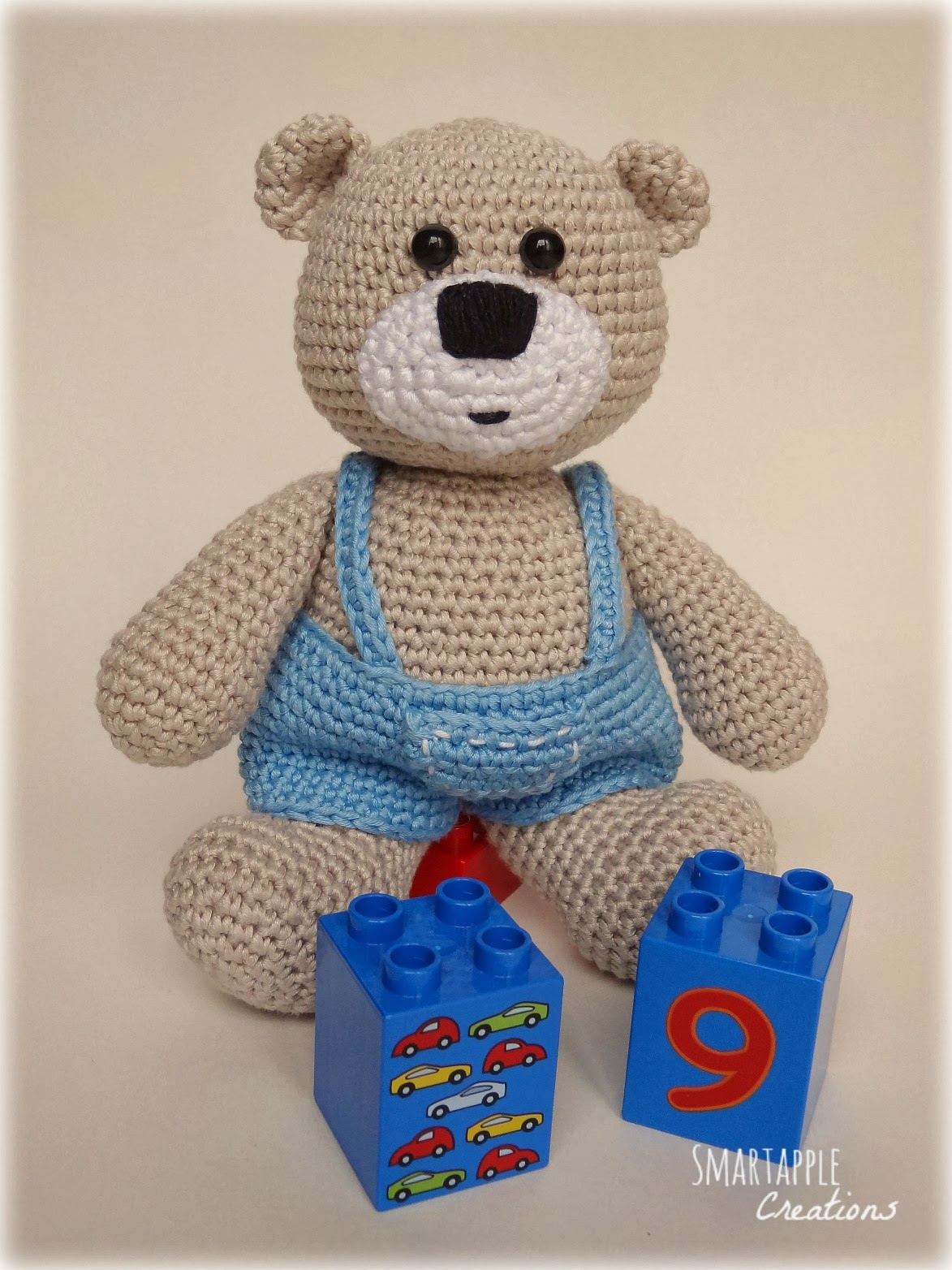 Amigurumi Baby Bear : Smartapple Creations - amigurumi and crochet: Amigurumi ...