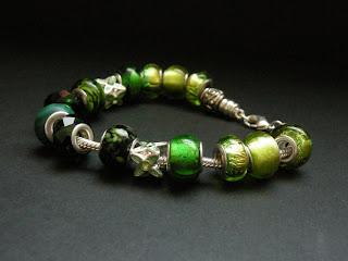 pandorka - zestaw zielony