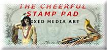 Past D.T.member for the Cheerful Stamp Pad
