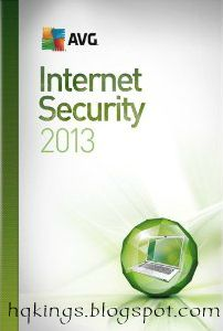 AVG Internet Security 2013 KEYS