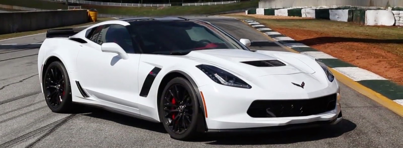 Axis Of Oversteer: How fast is the the Corvette Z06?