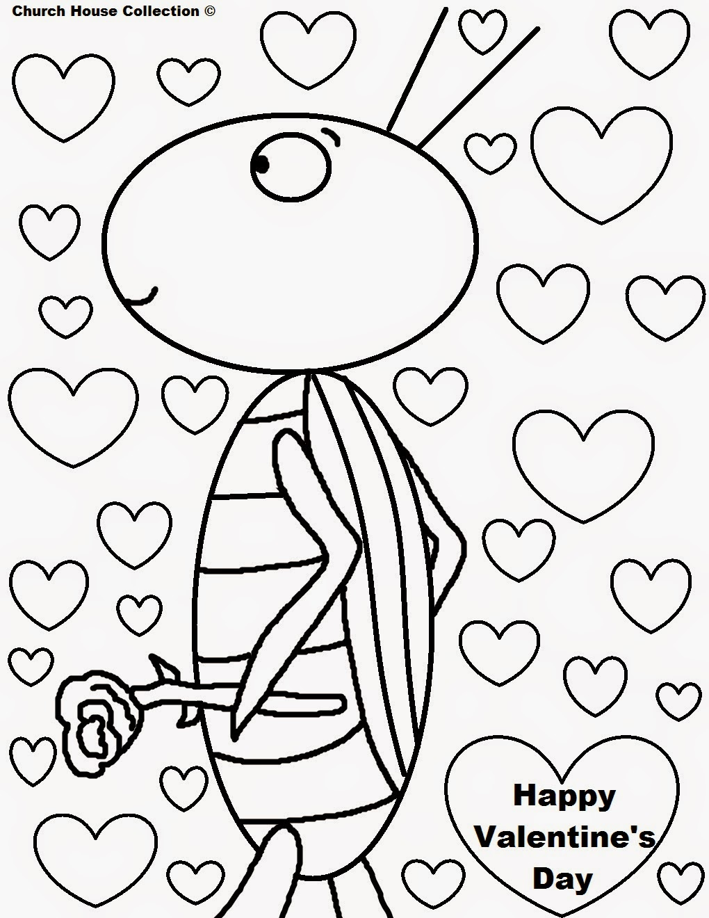 valentines day coloring pages crayola Free Coloring