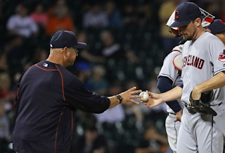 How Terry Francona beat the Tigers with just his bullpen