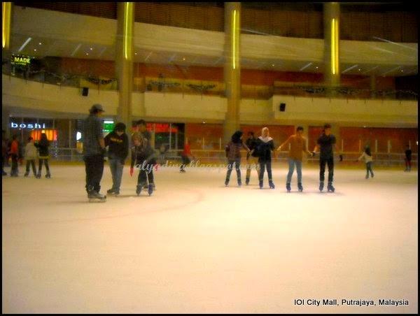 Ice Skating Putrajaya Malaysia