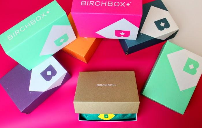 Birchbox ola de color Brasil