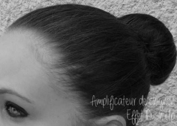 Le Blog De Laura Amplificateur De Chignon Effet Push Up De Vivelle