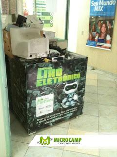 lixo eletronico