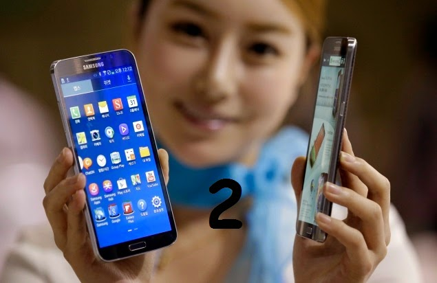 Samsung Galaxy Round 2 is coming? Specs leak