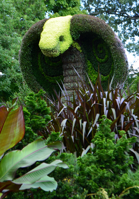 """Imaginary Worlds: Plants Larger Than Life"", Atlanta Botanical Garden"