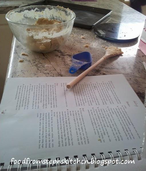 Cookie dough - Steph's Kitchen
