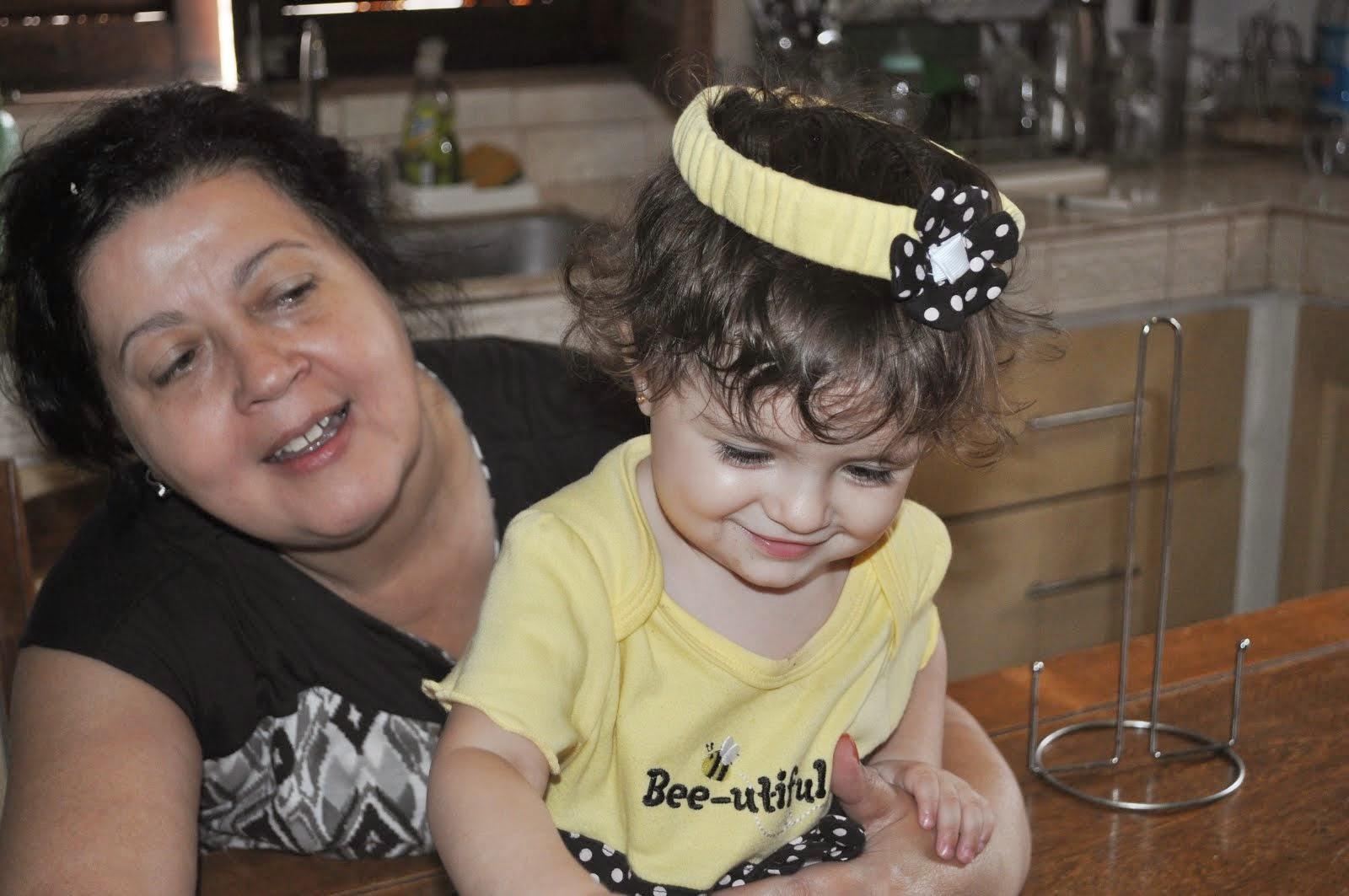 Josefina y Abuela Laura