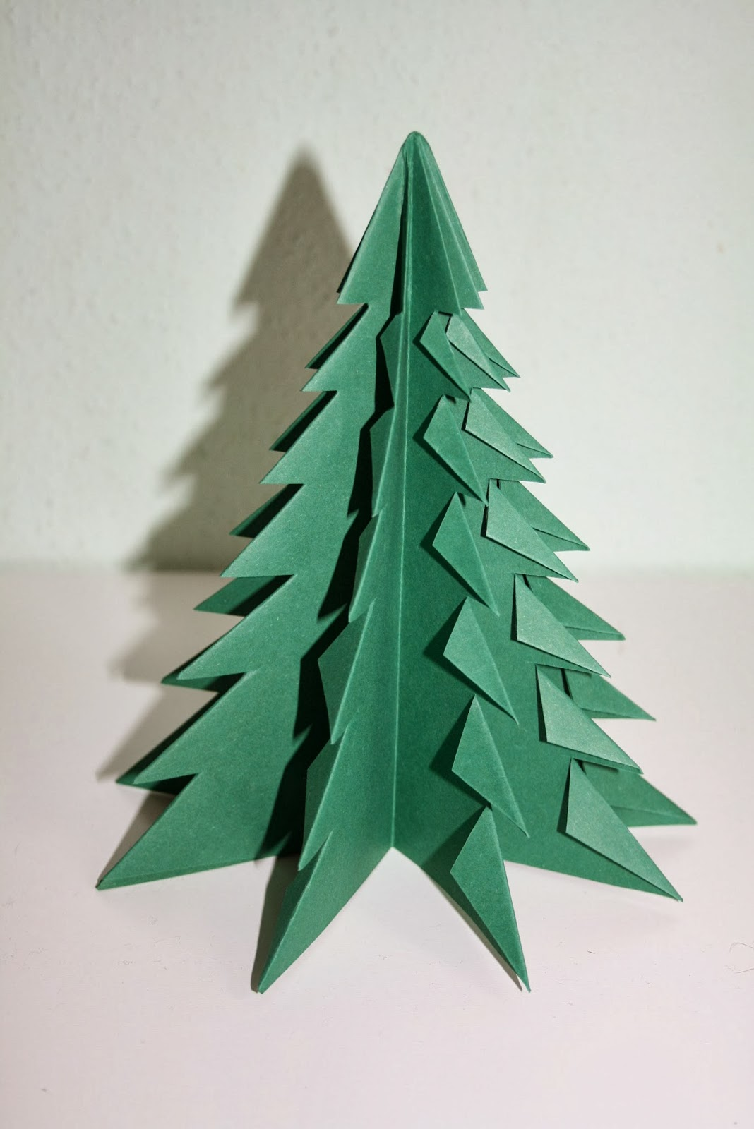 origami weihnachtsbaum my blog. Black Bedroom Furniture Sets. Home Design Ideas