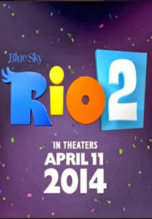 6 Daftar Film Terbaru Terbit April 2014 Rio 2