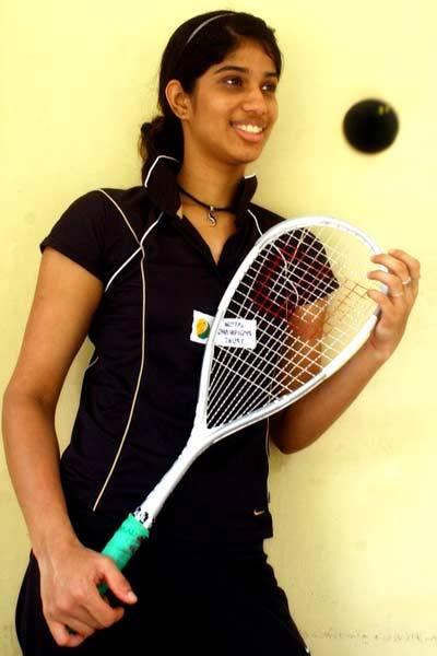 Joshna Chinappa (Squash) - Arjuna Award