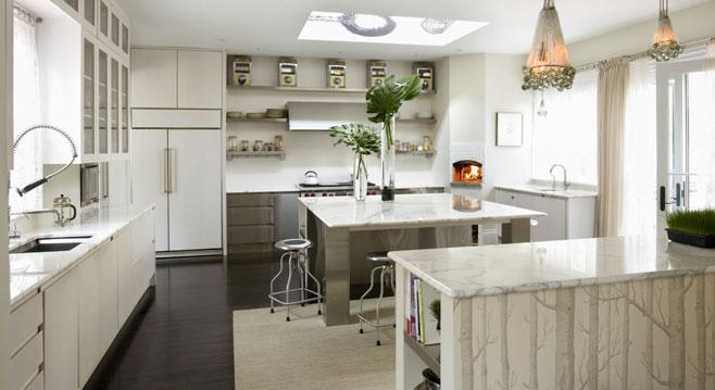 Interieurbouw Trend De Witte Keuken