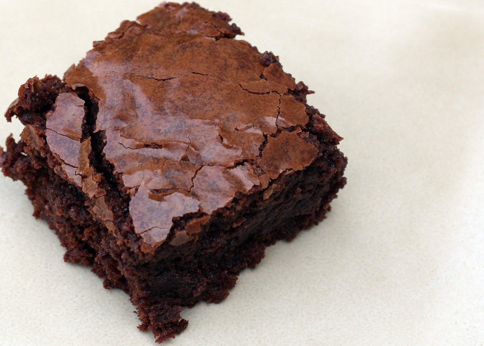 Eggless Brownie Cake Recipe