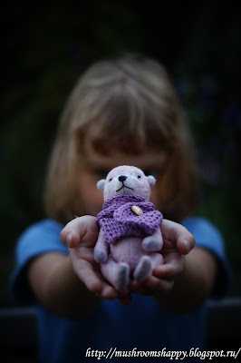 от сердца, в тёплых руках, teddy-bear Ice