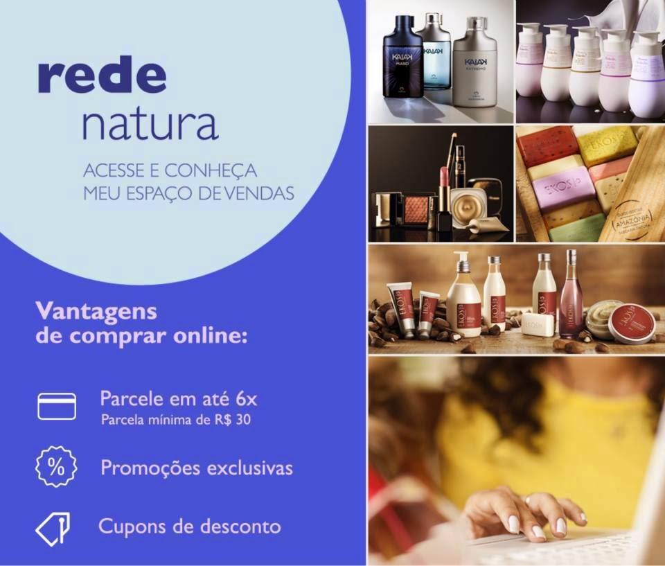 Natura online compre sem sai de casa pelo nosso site
