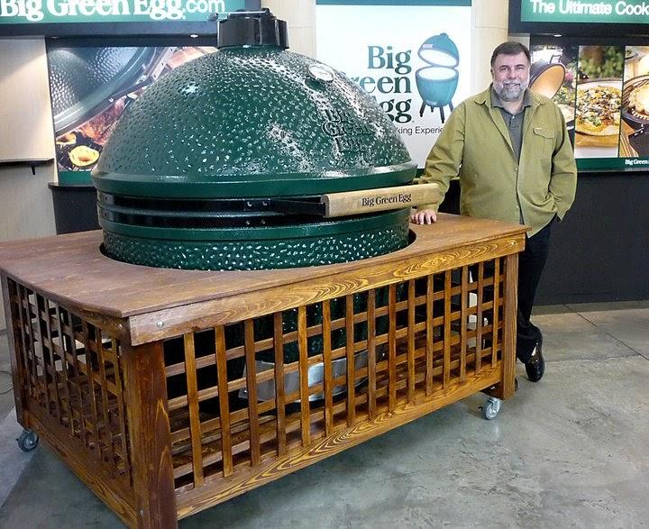 Big T S Big Green Egg Recipe Blog Eggzilla