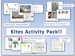 Kites Activity Pack--perfect for spring