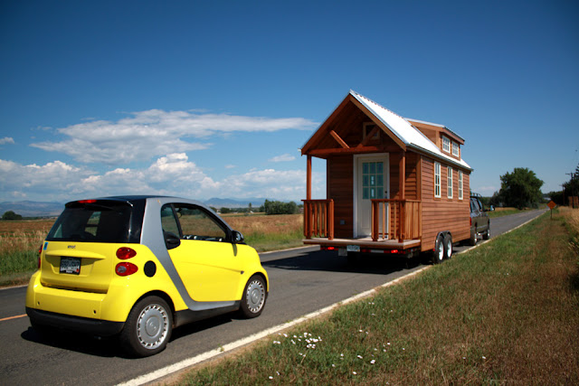ProtoHaus - Tiny House on Wheels
