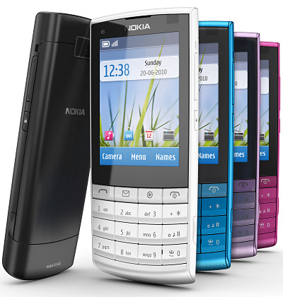 New Nokia X3-02 Features and Specifications
